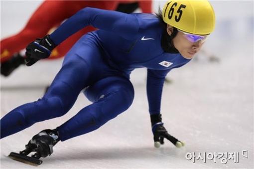 곽윤기, 쇼트트랙 월드컵 500m서 2년 만에 금메달