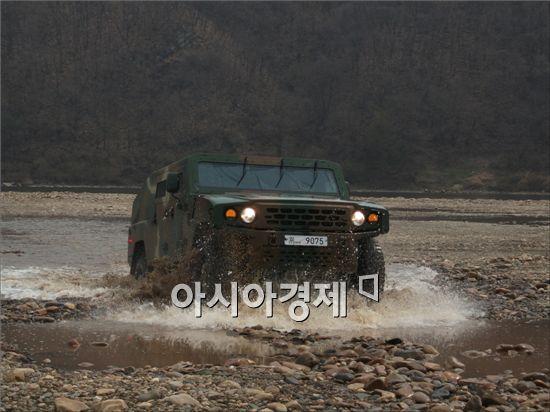 기아차, 차세대 군용차량 개발 나선다