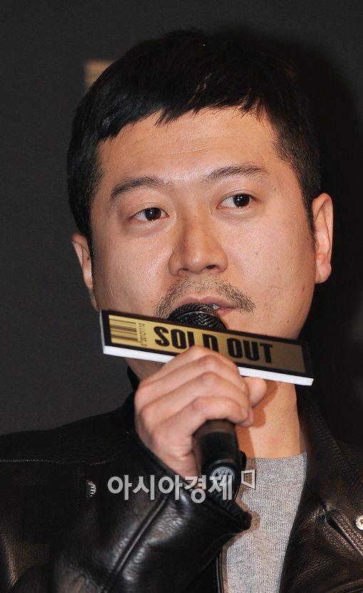 """[포토]'솔드아웃' 김병돈, """"업계 전문가 시각을 평가하겠다"""""""