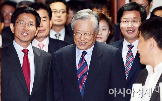 [포토] 10구단 창단 위한 KT-수원시의 동행
