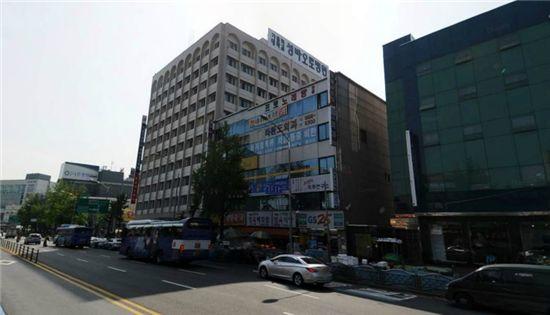 '청량리재정비촉진지구내 청량리4재정비촉진구역' 사업지 /