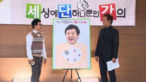 """""""미모의 승무원과 결혼 '정준하' 5개월만에"""""""