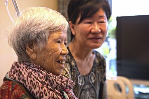 8억대 강남 아파트 기부한 89세 할머니