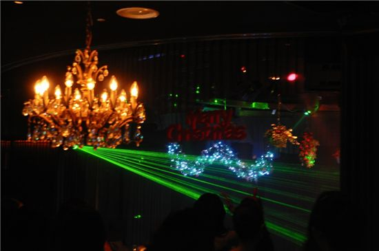 임패리얼 팰리스 서울_조이 바의 크리스마스 파티