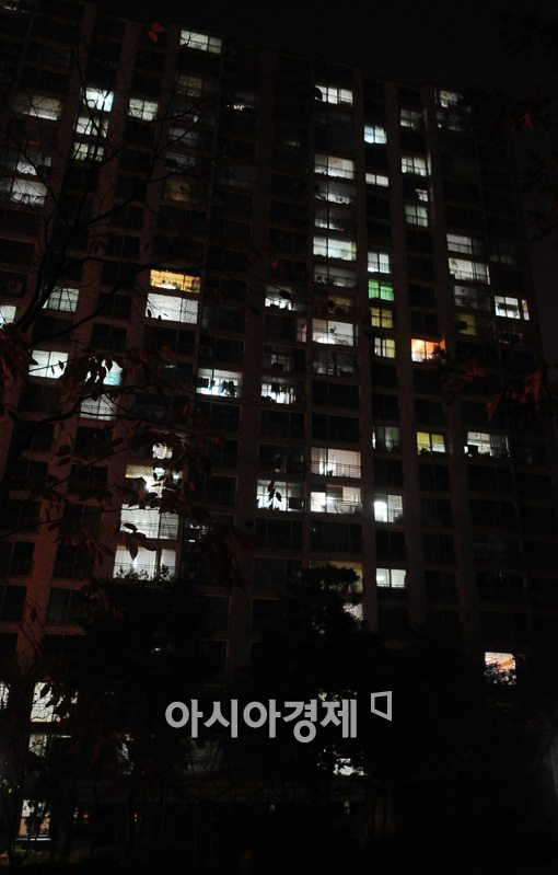 [포토]잠들지 못하는 대한민국