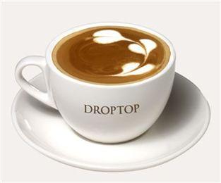 카페 드롭탑, 호주서 인기있는 '플랫 화이트' 출시
