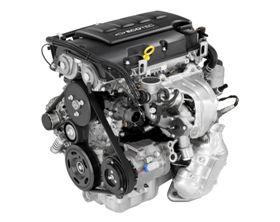 GM 1.4 가솔린 터보엔진