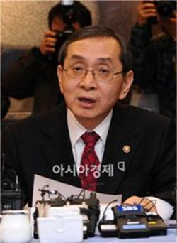 ▲김동수 공정위원장