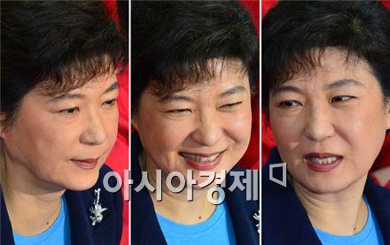 """박근혜 """"야권 단일화는 권력게임""""…공세 강화(종합)"""