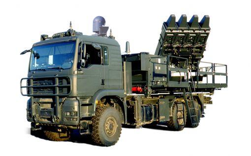 라파엘의 지대공 미사일 스파이더