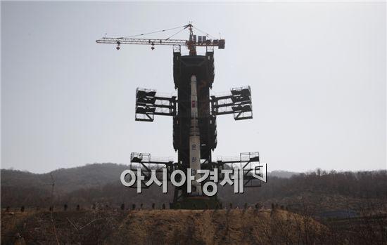 북한 노동미사일 발사움직임 포착