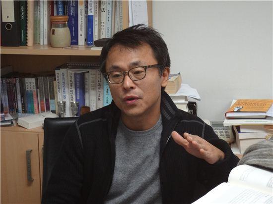 김기창 고려대 법과대학 교수
