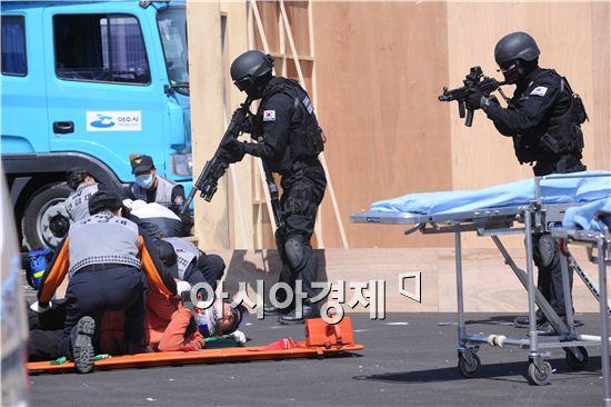 전국 489개 정부기관 '2016 안전한국훈련' 일제 실시