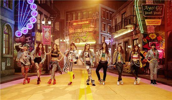 소녀시대, 최초 50만장 기록 가능할까
