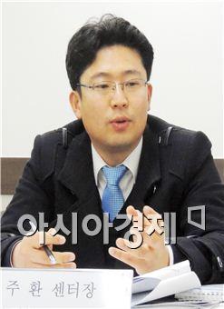 신주환 전남사회적기업통합지원센터장