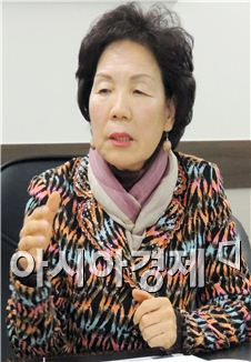 정향자 광주권역사회적기업협의회장