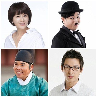 견미리 정은표 박철민 여호민, '구암허준' 합류