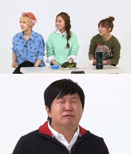 정형돈 폭풍눈물/출처:MBC 에브리원