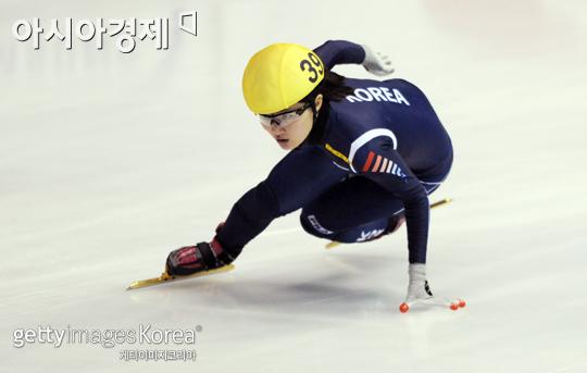 박승희[사진=Getty Images/멀티비츠]