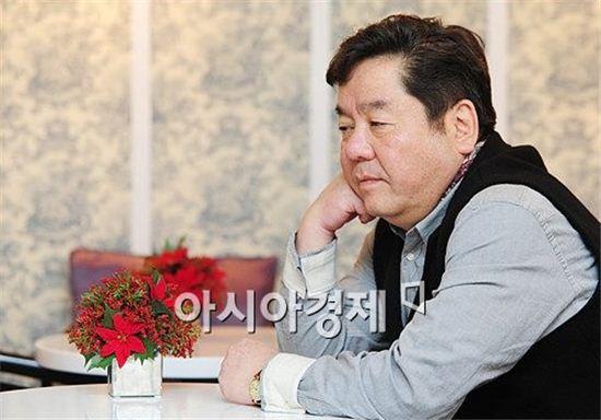 ▲심형래 감독이 파산 이후의 생활과 '디워2' 제작 준비와 관련해 입을 열었다.