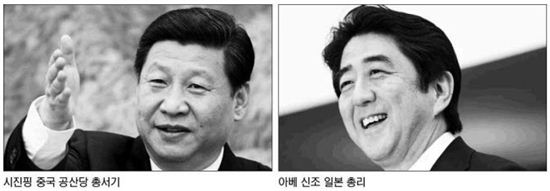 동북아 해군력 증강 경쟁-⑮中日 정상회담 할까?