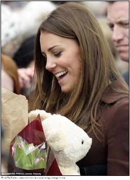 ▲ 영국 왕세손비 케이트 미들턴이 4개월 후 태어날 아기의 성별을 실수로 공개했다고 영국 데일리메일이 전했다.