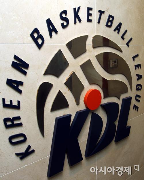 한국농구연맹(KBL) 로고[사진=아시아경제 DB]
