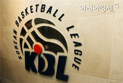 KBL(한국프로농구연맹) 로고[사진=정재훈 기자]