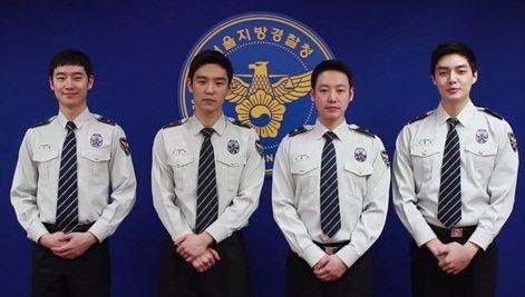 이제훈 의경/출처:서울지방경찰청