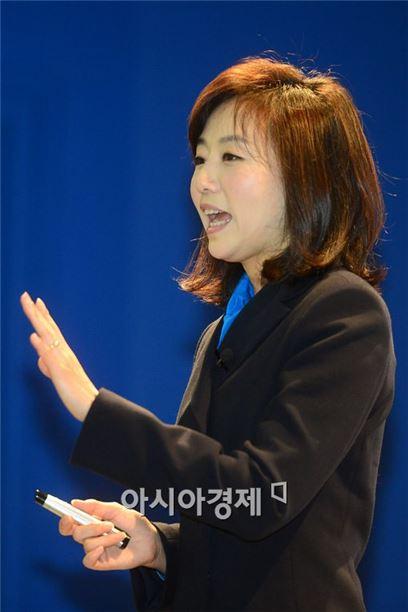 ▲조윤선 여성가족부 장관.(자료사진)
