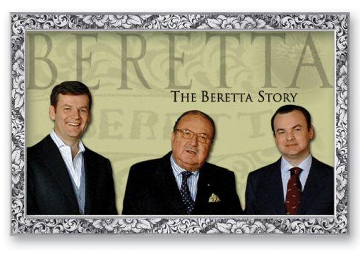우고 구살리 베레타와 두 아들 피에트로와 프랑코 구살리 베레타