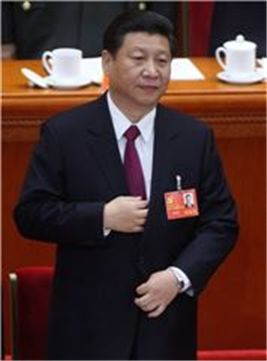 ▲ 시진핑 중국 국가주석