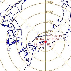 """일본 지진 """"비슷한 규모의 이란 지진 비교해보니…"""""""