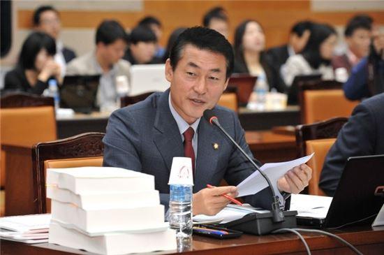 황영철 새누리당 의원(강원 홍천·횡성)