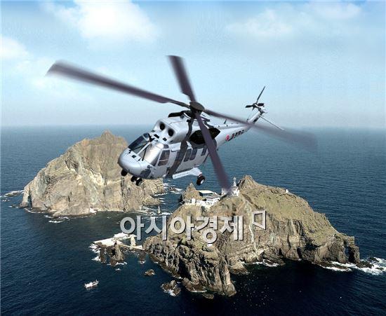 국산 수리온 헬기, 불법 조업 단속·해양 주권 수호 나선다