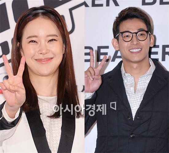 """백지영, '성시경 콘서트'서 정석원과 '달콤 새해'… """"정말 사랑해!"""""""