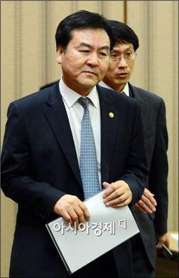 """신제윤 """"개인정보 유출시 CEO 물러난다는 각오해야"""""""