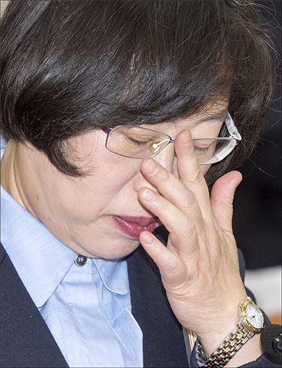 ▲윤진숙 해양수산부 장관.