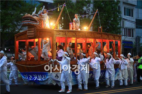 제47회 여수거북선축제 5월 3일 개막