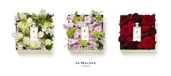 조 말론 런던, 생화로 장식한 이색 '플라워 박스' 한정 판매