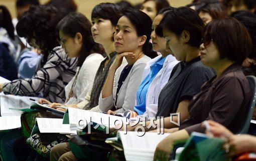 [포토]엄마도 우등생