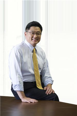 ▲구자균 LS산전 회장.