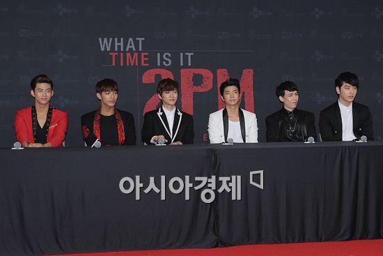 2PM, 아시아투어 피날레 무대… '부상투혼' 불사