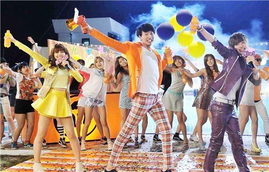 ▲환타스틱 아이돌 그룹 댄스