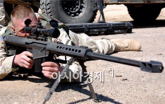 중국도 전차잡는 저격용소총 개발