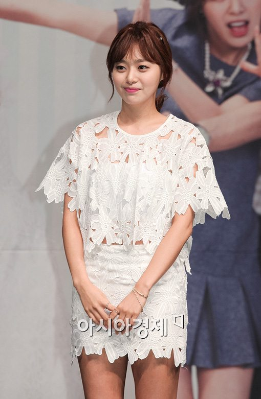 오는 9월 27일에 결혼하는 배우 이영은