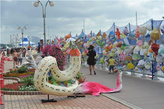목포해양문화축제 5일 대장정 '성황'