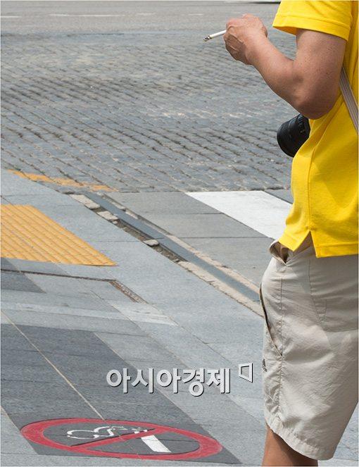 [포토]한국의 법질서 무시하는 중국인 관광객