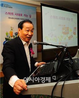 """이경재 방통위원장 """"KBS 수신료 인상…2019년 광고 없앨 것"""""""