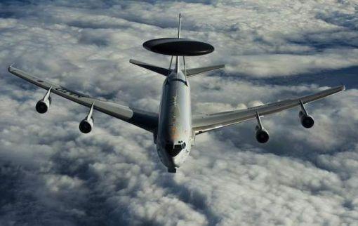 미 공군의 E-3A 공중 조기경보기. [사진=아시아경제DB]